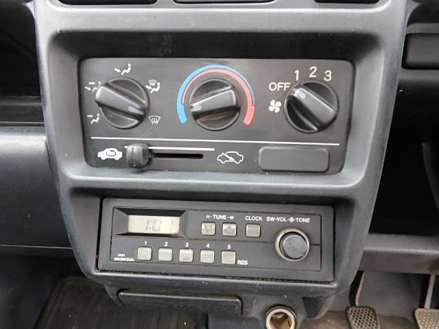 ホンダ アクティトラック SDX 4WD パワステ