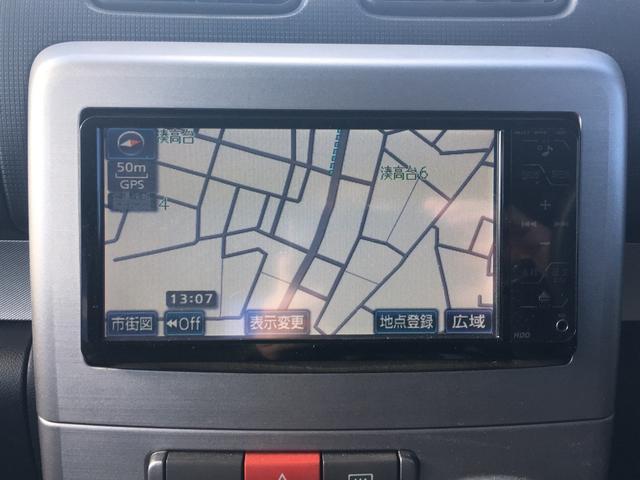 ダイハツ ムーヴコンテ L リミテッド 4WD HDDナビ フルセグTV ETC