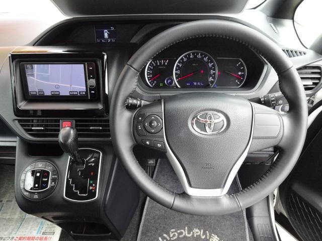 トヨタ ノア Si 4WD 両側電動スライドドア フルセグ対応HDDナビ