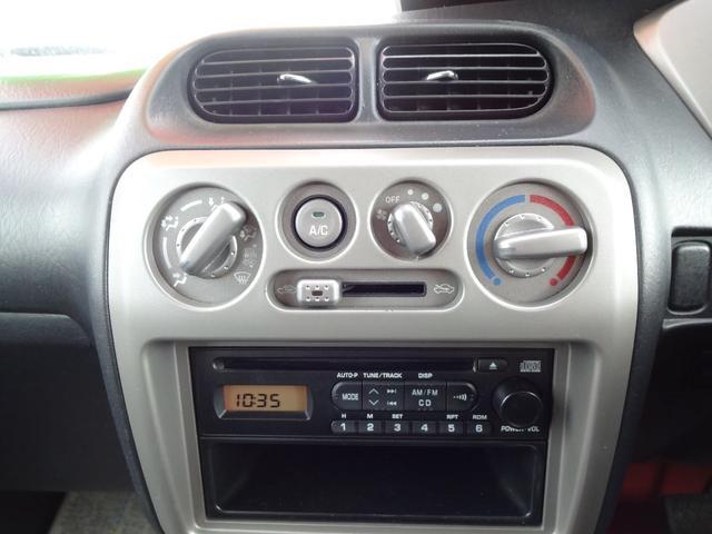 カスタムL 4WD 純正CDステレオ 純正15インチアルミ(9枚目)
