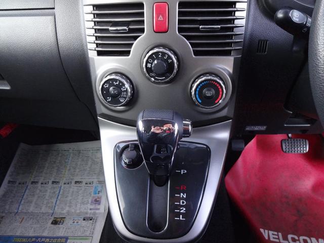 X 4WD フルセグ対応社外HDDナビ 社外16インチアルミ(12枚目)