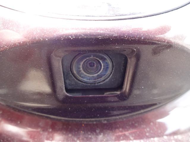 カラーバックカメラ