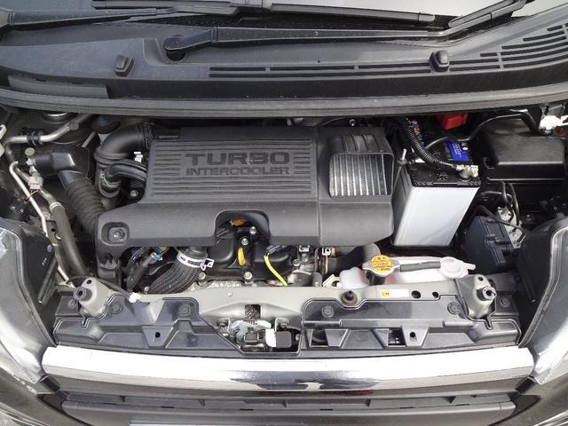 カスタムRS 4WD ターボ 社外フルセグ対応メモリーナビ(19枚目)