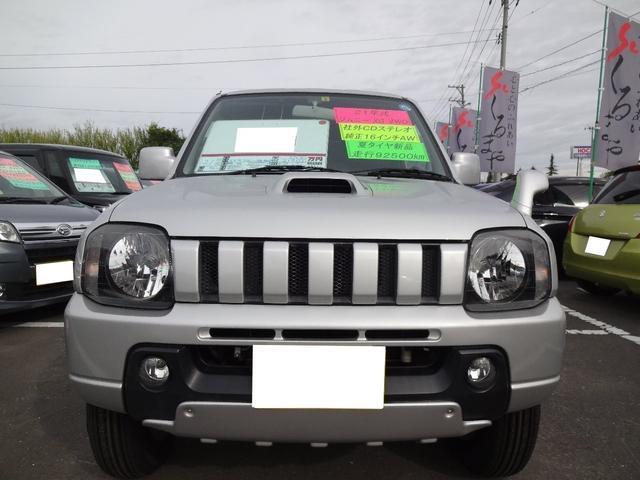 XG 4WD ターボ 純正16インチアルミ 夏タイヤ新品(2枚目)