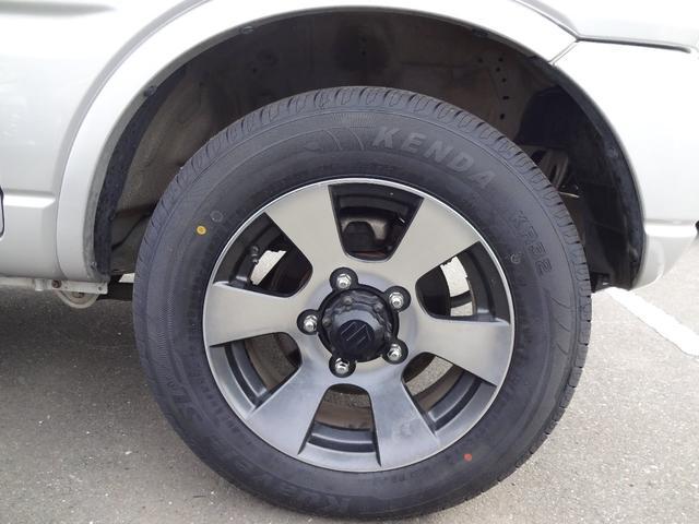 XG 4WD ターボ 純正16インチアルミ 夏タイヤ新品(7枚目)