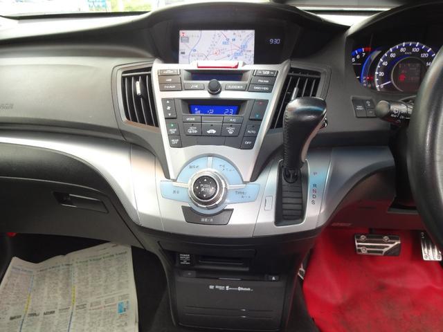 アブソルート 4WD フルセグ対応HDDインターナビ ETC(13枚目)