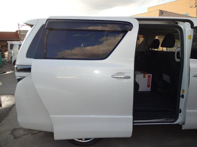 2.4Z 4WD 両側電動スライドドア 社外20AW ETC(22枚目)