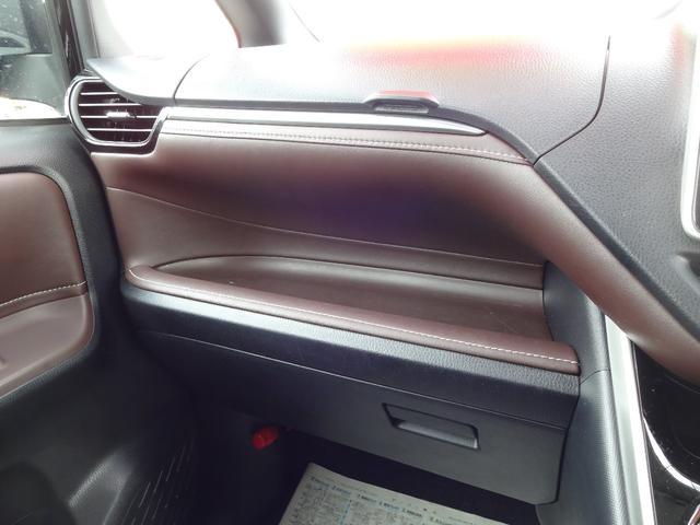 Gi 4WD 両側電動スライドドア 純正レザーシート 純正フルエアロ フルセグ対応9インチ純正SDナビ 純正フリップダウンモニター 社外16インチアルミ LEDヘッドライト スマートキー ETC車載器(17枚目)