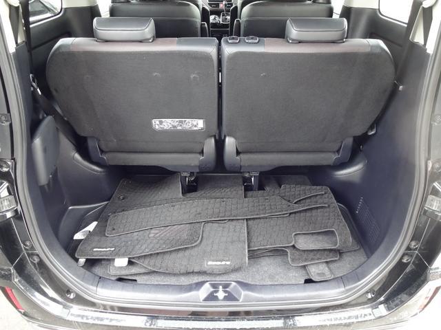 Gi 4WD 両側電動スライドドア 純正レザーシート 純正フルエアロ フルセグ対応9インチ純正SDナビ 純正フリップダウンモニター 社外16インチアルミ LEDヘッドライト スマートキー ETC車載器(21枚目)