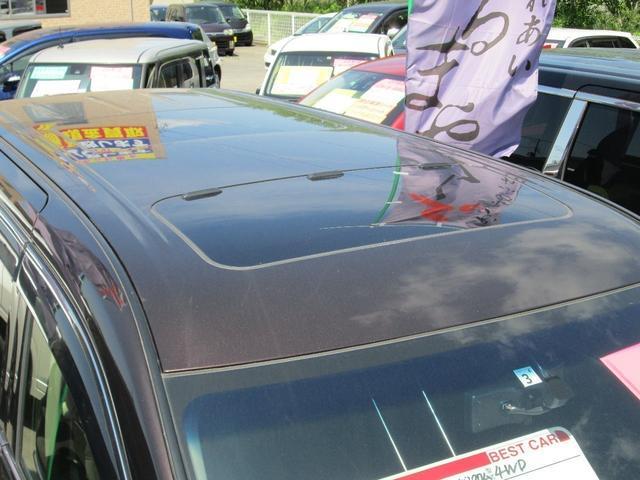 350ハイウェイスターアーバンクロム 4WD ツインサンルーフ ハーフレザーシート 両側電動スライドドア パワーバックドア カロッツェリア製フルセグ対応サイバーナビ&フリップダウンモニター 純正18AW タイヤ新品 純正エンジンスターター(11枚目)