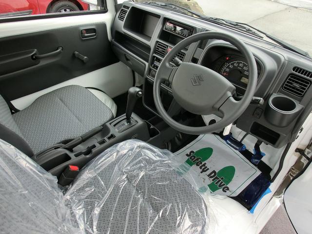頑丈ダンプ エアコン パワステ オートマ 4WD(10枚目)