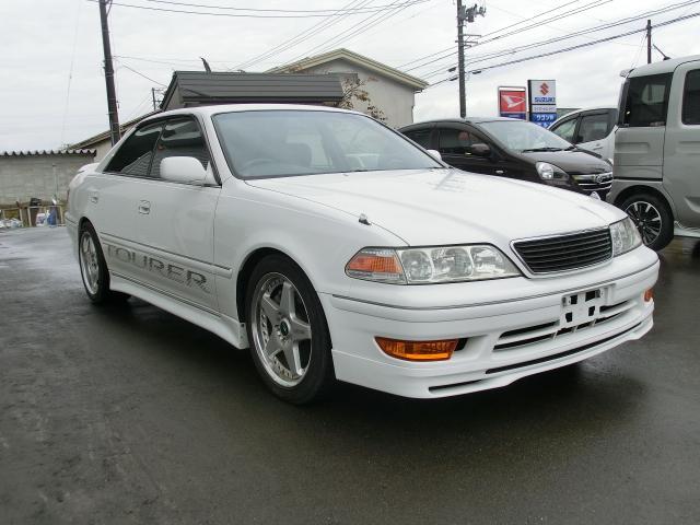 「トヨタ」「マークII」「セダン」「秋田県」の中古車3
