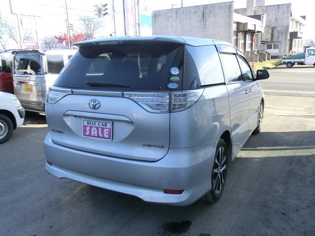 「トヨタ」「エスティマ」「ミニバン・ワンボックス」「秋田県」の中古車4