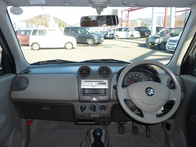 スズキ アルト 4WD