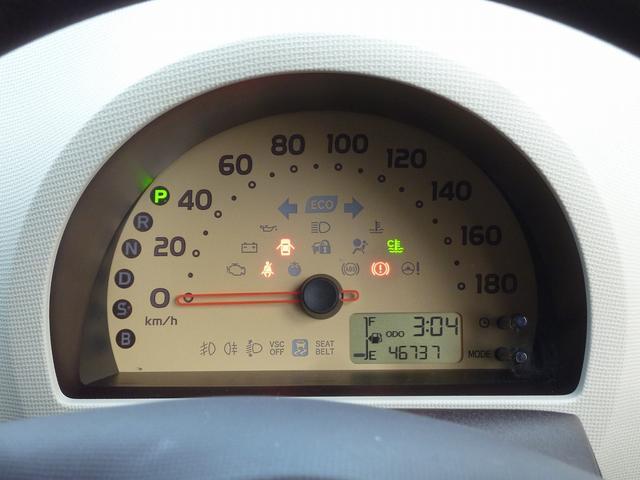 トヨタ パッソ X 4WD ワンオーナー