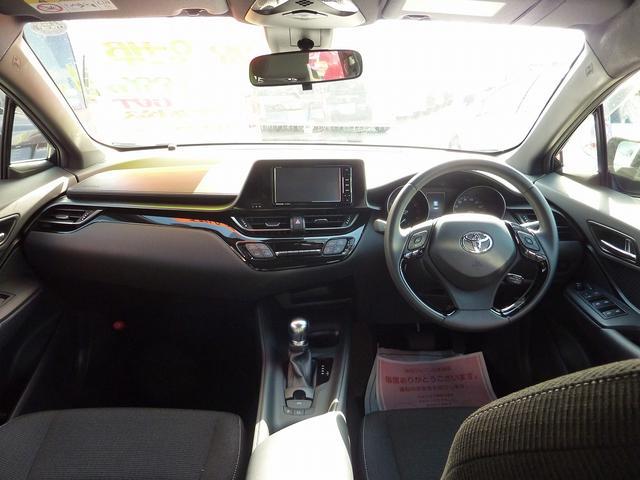 トヨタ C-HR S-T 4WD モデリスタエアロ