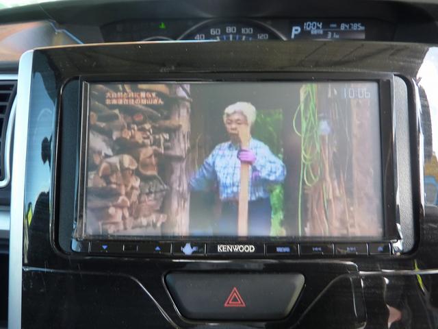 カスタムX トップエディションSAII 4WD バックカメラ 両側スライド・片側電動 ナビ TV LEDヘッドランプ CD スマートキー アイドリングストップ ベンチシート CVT アルミホイール 盗難防止システム 衝突被害軽減システム(6枚目)
