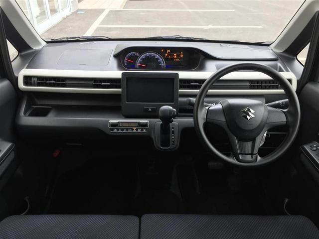 ハイブリッドFX リモコンキー 4WD アイドリングストップ シートヒーター ドアバイザー 社外フロアマット ABS 横滑り防止装置 ドアバイザー 純正エンジンスターター(3枚目)