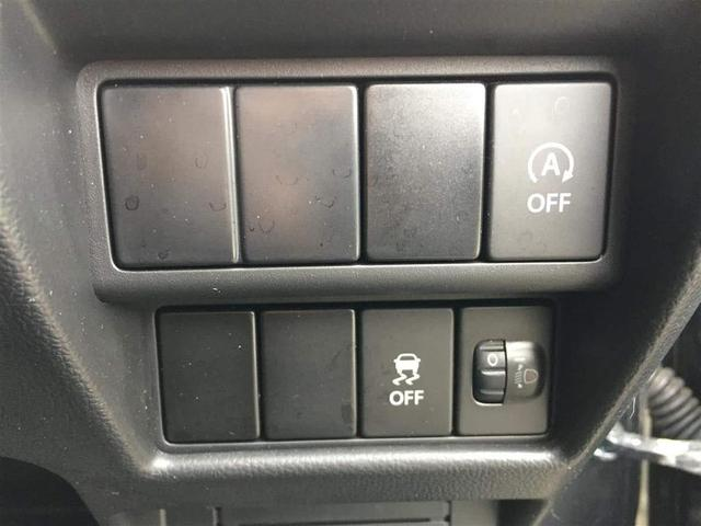 ハイブリッドFX リモコンキー 4WD アイドリングストップ シートヒーター ドアバイザー 社外フロアマット ABS 横滑り防止装置 ドアバイザー 純正エンジンスターター(4枚目)