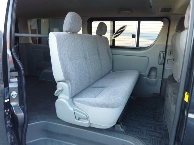 トヨタ レジアスエースバン ロングスーパーGL 4WD ディーゼルターボ HDDナビ