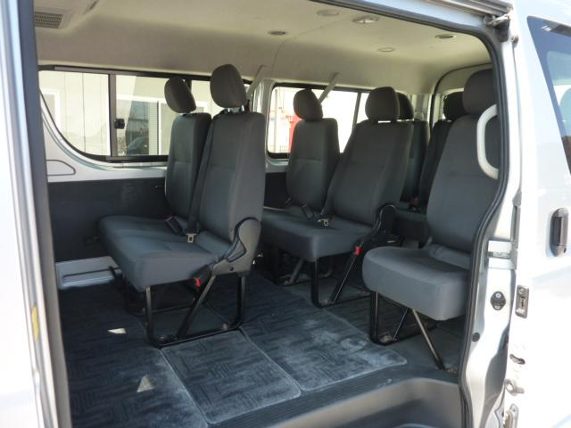 DX ワイド 2700 4WD 10人乗り ワンオーナー(16枚目)