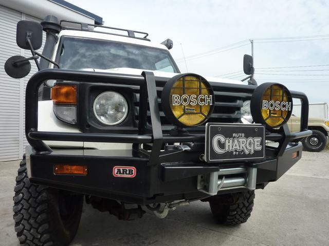 「トヨタ」「ランドクルーザー70」「SUV・クロカン」「宮城県」の中古車5