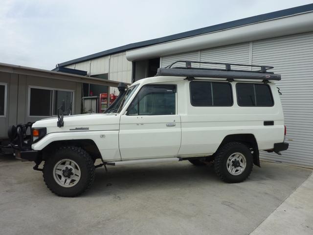 「トヨタ」「ランドクルーザー70」「SUV・クロカン」「宮城県」の中古車10