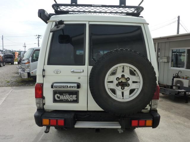 「トヨタ」「ランドクルーザー70」「SUV・クロカン」「宮城県」の中古車16