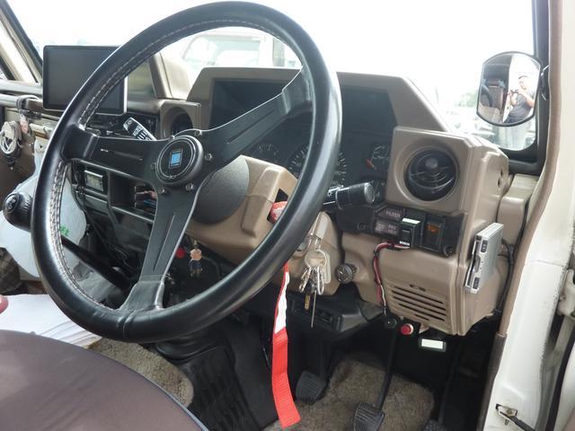 「トヨタ」「ランドクルーザー70」「SUV・クロカン」「宮城県」の中古車44