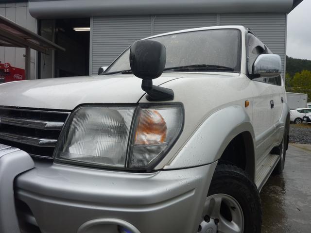 「トヨタ」「ランドクルーザープラド」「SUV・クロカン」「宮城県」の中古車3