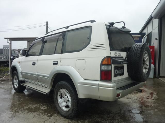「トヨタ」「ランドクルーザープラド」「SUV・クロカン」「宮城県」の中古車7