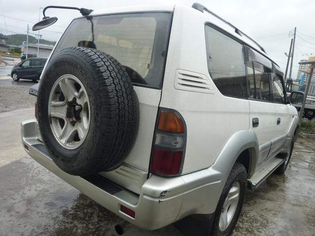 「トヨタ」「ランドクルーザープラド」「SUV・クロカン」「宮城県」の中古車9