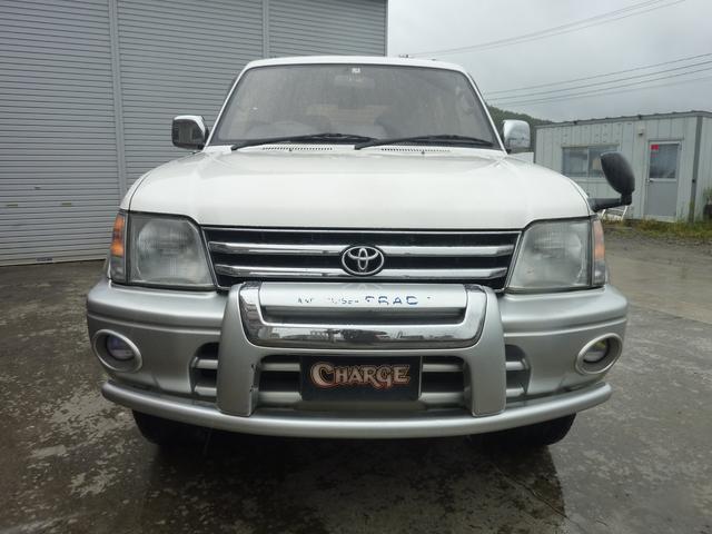 「トヨタ」「ランドクルーザープラド」「SUV・クロカン」「宮城県」の中古車15