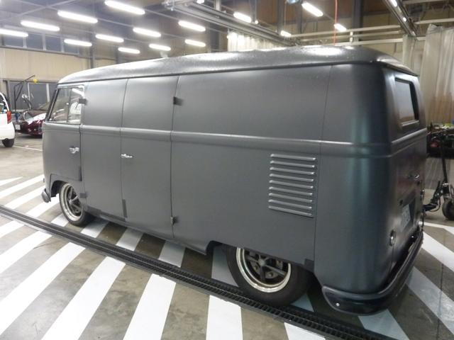タイプII パネルバン1958モデル 1775ツインキャブ(5枚目)