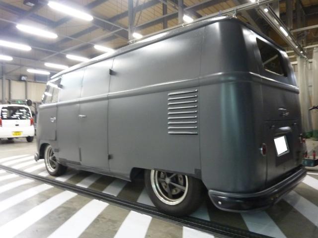 タイプII パネルバン1958モデル 1775ツインキャブ(9枚目)