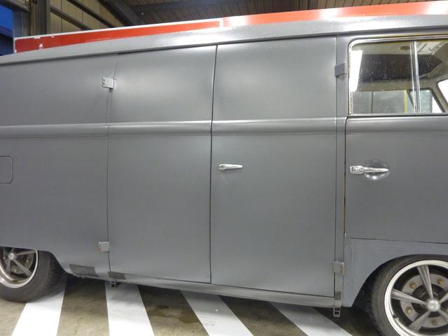 タイプII パネルバン1958モデル 1775ツインキャブ(18枚目)