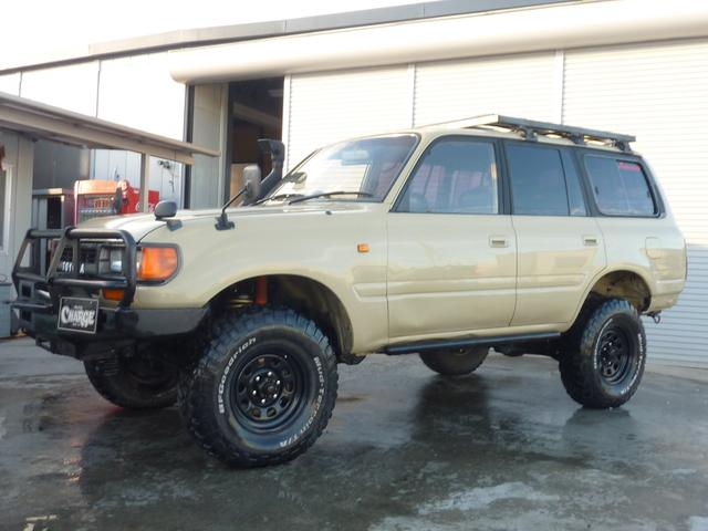 「トヨタ」「ランドクルーザー80」「SUV・クロカン」「宮城県」の中古車4