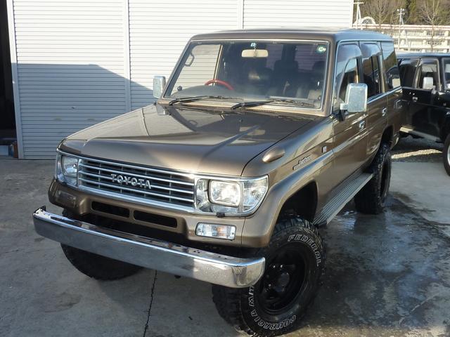 「トヨタ」「ランドクルーザープラド」「SUV・クロカン」「宮城県」の中古車4