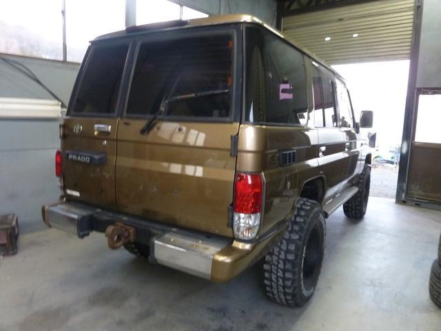 「トヨタ」「ランドクルーザープラド」「SUV・クロカン」「宮城県」の中古車8