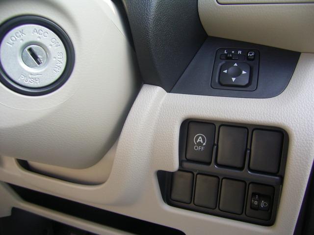 日産 デイズルークス S 4WD アイドリングストップ シートヒーター