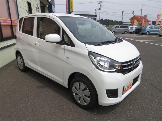 三菱 eKワゴン E キーレス 電動格納ミラー シートヒーター