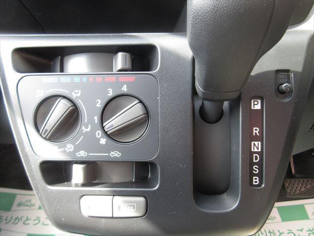 F 4WD バックカメラ キーレス アイドリングストップ(8枚目)