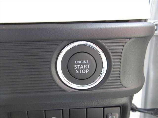 ハイブリッドG 4WD 衝突軽減ブレーキ プッシュスタート シートヒーター 電動ミラー キーフリーシステム アイドリングストップ 後席両側スライドドア(11枚目)