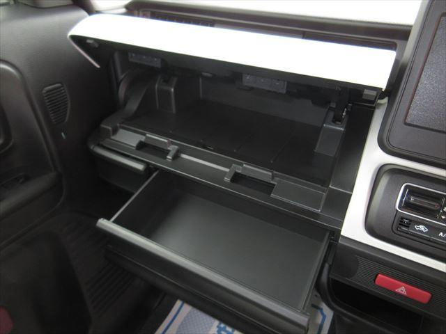 ハイブリッドG 4WD 衝突軽減ブレーキ プッシュスタート シートヒーター 電動ミラー キーフリーシステム アイドリングストップ 後席両側スライドドア(13枚目)