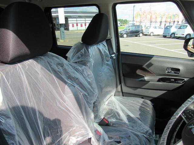G 4WD プッシュスタート キーレスエントリー 電動格納ミラー 後席片側電動スライドドア 衝突軽減ブレーキ(13枚目)