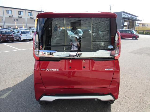 G 4WD プッシュスタート 電動格納ミラー 後席片側電動スライドドア 衝突軽減ブレーキ(6枚目)