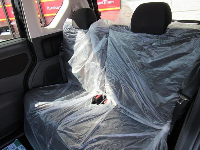 G 4WD プッシュスタート 電動格納ミラー 後席片側電動スライドドア 衝突軽減ブレーキ(19枚目)