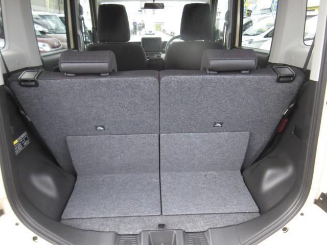 ハイブリッドG 4WD プッシュスタート 電動格納ミラー 後席両側スライドドア シートヒーター 衝突軽減ブレーキ(19枚目)