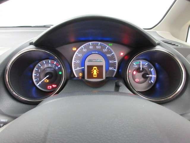 ホンダ フィットハイブリッド スマートセレクションスマートキー付きのハイブリット車です