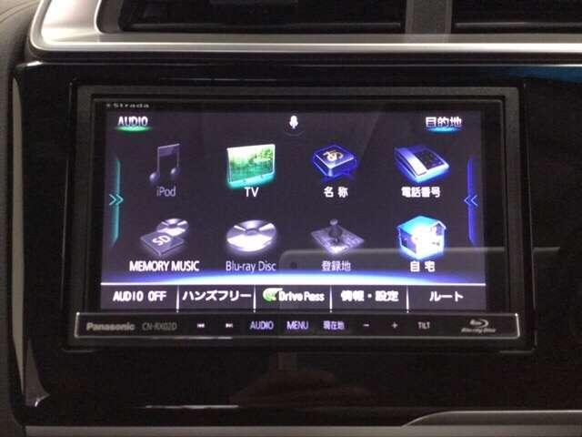 Bluetoothオーディオ機能もあるので、スマホ等にある音楽も再生できます。